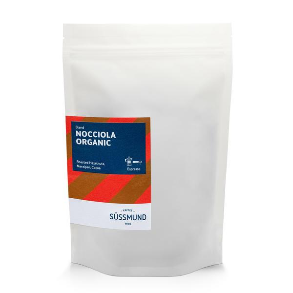 Nocciola - Bio-Espresso Blend (70/30)
