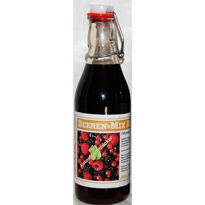 Blossom Line Beerenmix-Essig 250ml Flasche mit Bügelverschluss