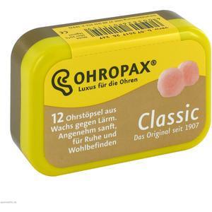 Ohropax Classic Ohrenstöpsel 12 Stk.