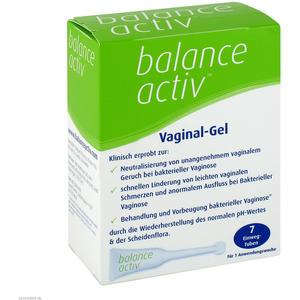 Balance Activ Vagina-Gel 5 ml 7 Stk.