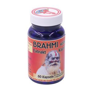 Brahmi 400 mg Extrakt Kapseln 60 Stk.