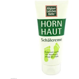 Allgäuer Latschenkiefer Hornhaut Schäl-Creme 100 ml