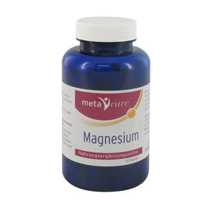 Meta Care Magnesium Kapseln 120 Stk.