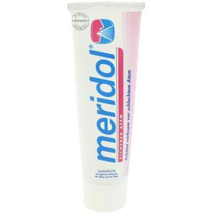 Meridol Halitosis Zahn- und Zungengel 75 ml