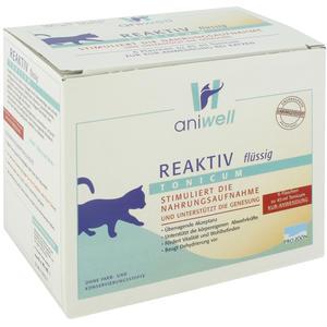 Reaktiv Tonicum 6 Stk. Katze 45 ml
