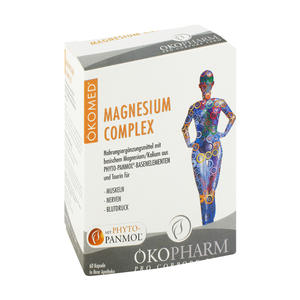 Ökomed Magnesium Complex Kapseln