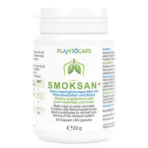 Plantocaps Smoksan+ Kapseln 60 Stk.