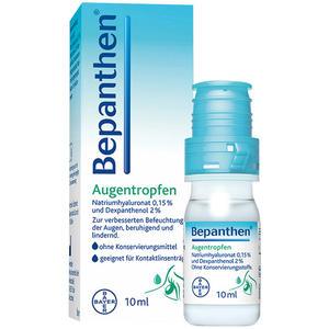Bepanthen Augentropfen Multidosier-Fläschchen 10 ml