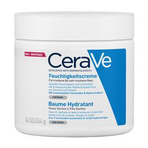 CeraVe Feuchtigkeitscreme 454 ml