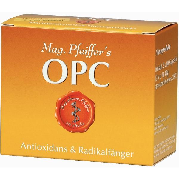 Mag. Pfeiffers OPC 75 mg Kapseln 120 Stk.