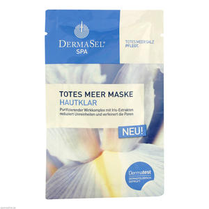 DERMASEL® Maske spa 12 ml Hautklar