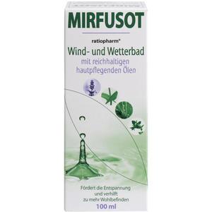 Mirfusot Erkältungsbad 250 ml