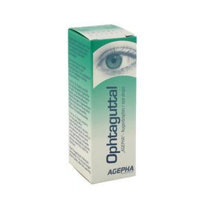Ophtaguttal Augentropfen 10 ml