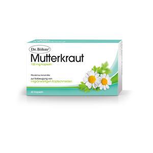 Dr. Böhm Mutterkraut Kapseln 100 mg 60 Stk.