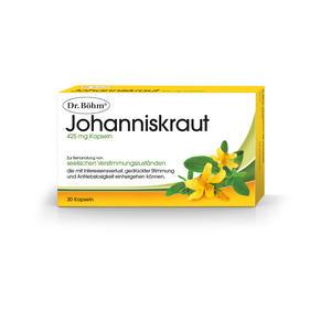 Dr. Böhm Johanniskraut Kapseln 30 Stk. 425 mg