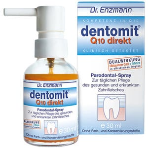 Allergosan Dentomit Parodontal-Spray 30 ml
