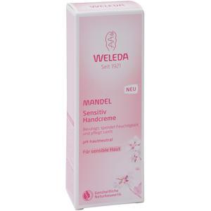 Weleda Sensitive Handcreme Mandel 50 ml