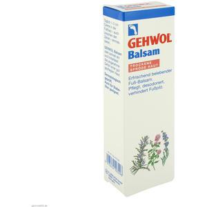 Gehwol Balsam trockene Haut 75 ml