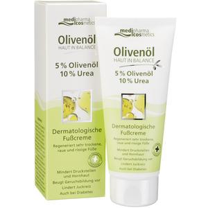Medipharma Cosmetics Olivenöl Haut in Balance Fußcreme