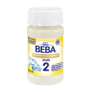 Nestlé Beba Frühgeborenennahrung 2 flüssig 90 ml 32 Stk.