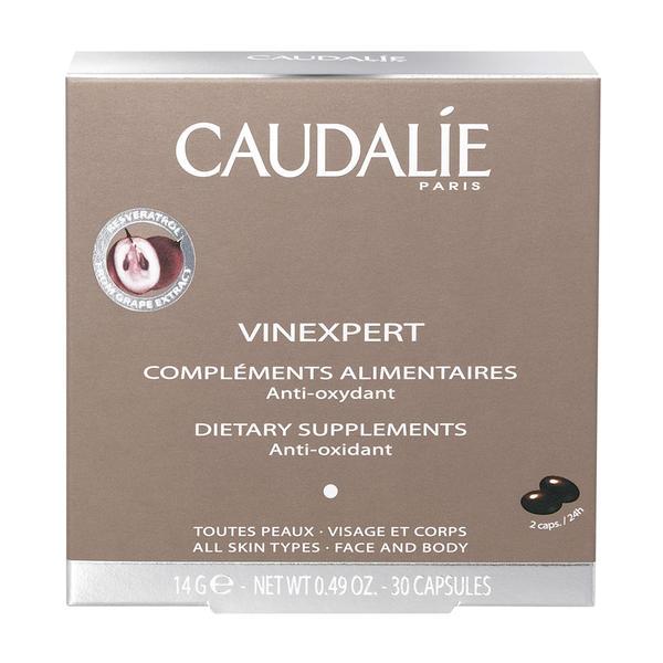 Caudalie Vinexpert Nahrungsergänzung Kapseln 30 Stk.