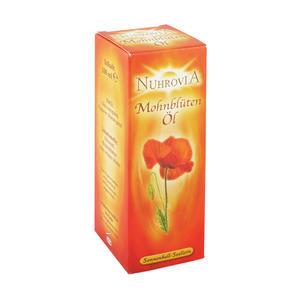 NPD Mohnblütenöl Nuhrovia 100 ml