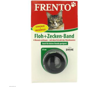 Frento Floh-/Zeckenband Katzen