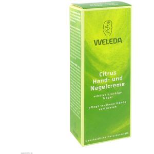 Weleda Hand- und Nagelcreme Citrus 50 ml