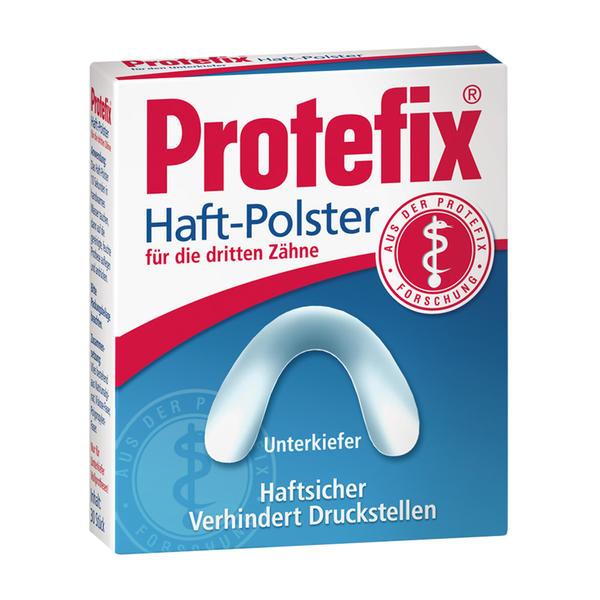 Protefix Haft-Polster für die dritten Zähne - Unterkiefer 30 Stk.