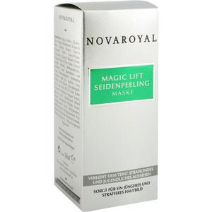Novaroyal Magic Lift Seidenpeeling Maske 50 ml