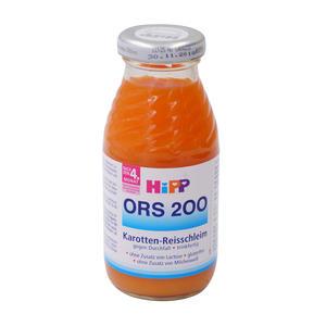 Hipp Karotten-Reisschleim ORS 200ml
