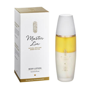 Master Lin Gold Body Lotion 120 ml