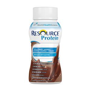 Nestlé Resource Protein 200 4 Stk. Schoko