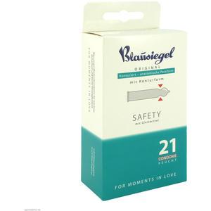 Kondom Blausiegel Safety 21 Stk.