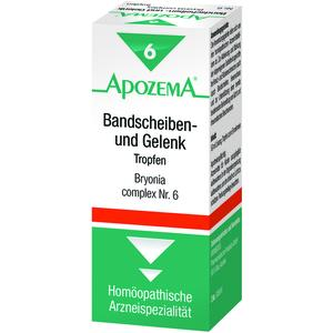 Apozema Tropfen Nr. 6 Bryonia 50 ml