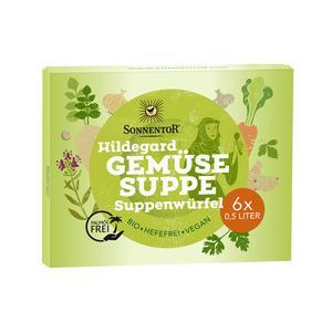 Sonnentor Gemüse Suppenwürfel Hildegard 6 Stk.