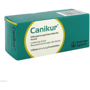 Canikur Tabletten Hund 3 x 4 12 Stk.