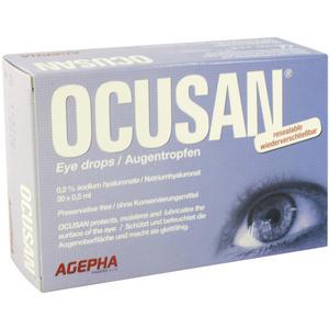 Ocusan Augentropfen 0,5 ml 20 Stk.