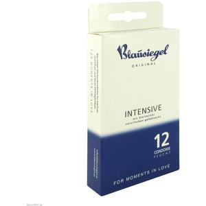 Kondom Blausiegel Intensiv 12 Stk.