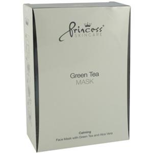 Princess Gesichtsmaske Green Tea