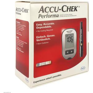 Roche Accu-chek Performa Set 1 Stk.