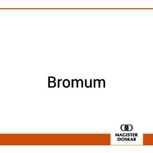 Bromum Doskar D 12 Globuli 10 g