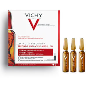VICHY Liftactiv Specialist Peptide-C Anti-Aging Ampullen 1,8 ml 30 Stk.