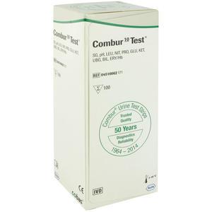 Combur Test-10 Roche 100 Stk.