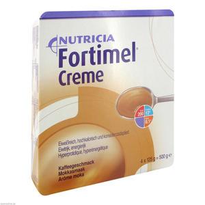Nutricia Fortimel Creme 125 g 4 Stk.Mokka