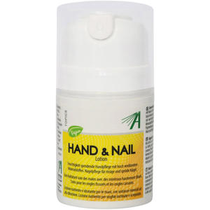 Schüßler Hand & Nail Lotion Adler Pharma 50 ml