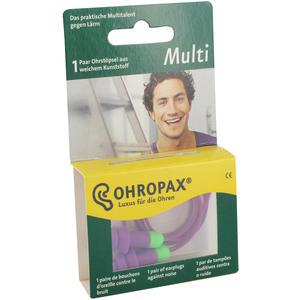 Ohropax Multi Wiederverwendbar 2 Stk.