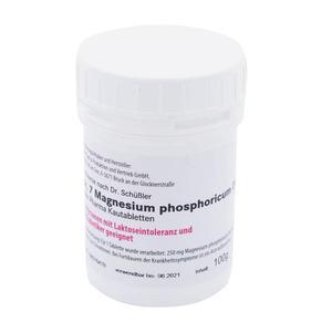 Schüßler Nr. 7 Magnesium Phosphoricum Adler 100 g D 6 Kautabletten