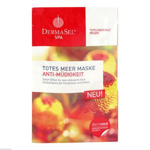DERMASEL® Maske spa 12 ml Anti-Müdigkeit