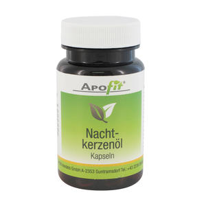 Apofit Nachtkerzenöl 500 mg Kapseln 80 Stk.